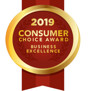 Consumer Choice 2020 Award for Business Excellence