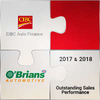 CIBC Outstanding Sales Performance