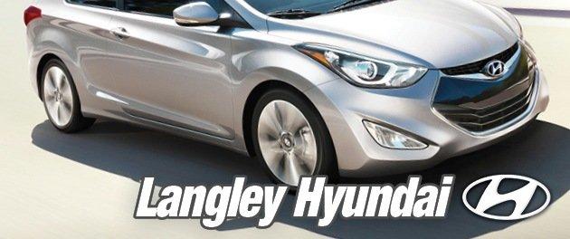 2014 Hyundai Elantra Coupe Langley