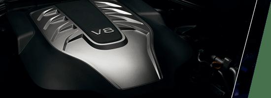 2015 Hyundai Genesis 5.0 Ultimate Engine