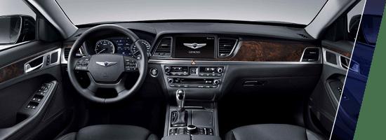 2015 Hyundai Genesis 5.0 Ultimate Interior Langley BC