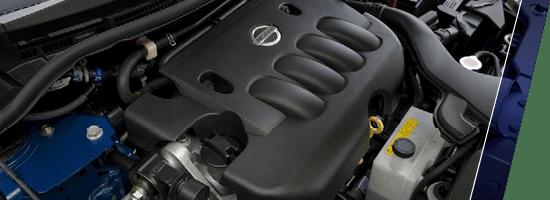 Nissan Versa Engine