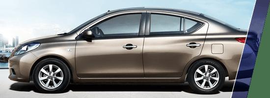 Bronze Nissan Versa Vancouver