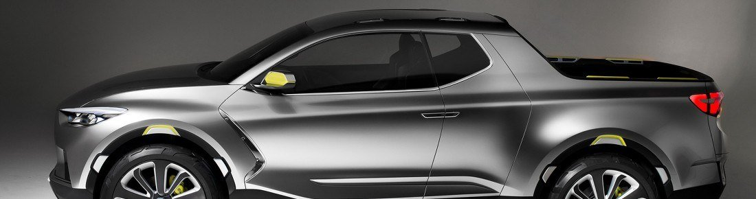 Hyundai Santa Cruz pickup rumours