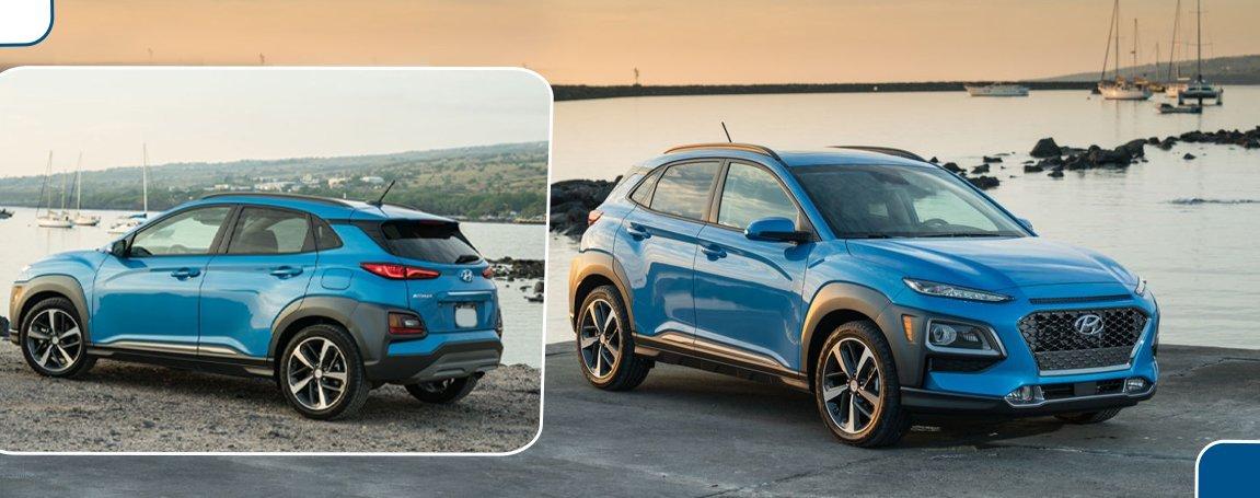 Buying a 2021 Hyundai Kona