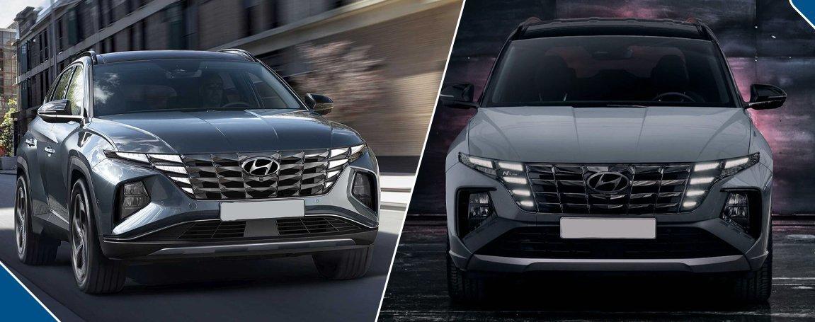 Shopping for a New 2021 Hyundai Tucson