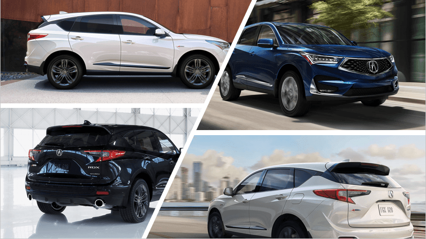 Acura RDX Trims and Packages