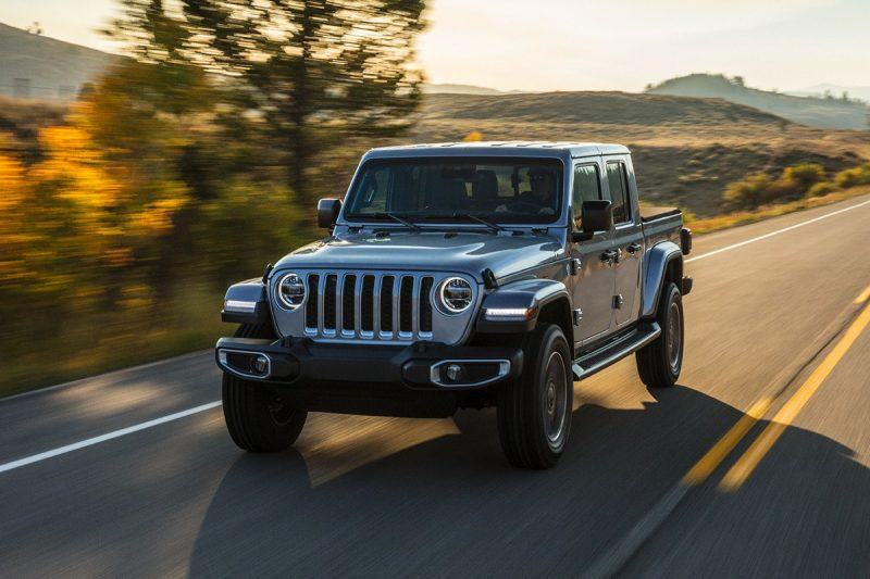 New & Used Jeep Gladiator for Sale on Vancouver Island - Wille Dodge