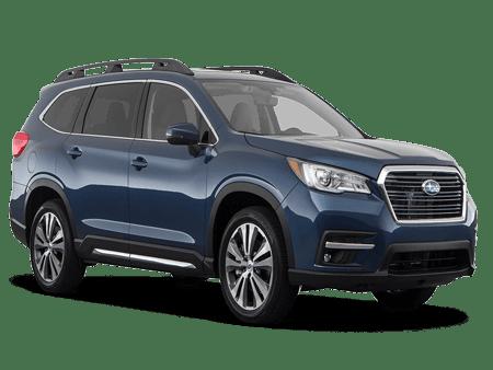 2020 Subaru Ascent by Rally Subaru