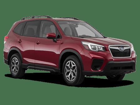2020 Subaru Forester by Rally Subaru
