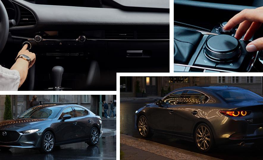 Mazda 3 Carousel - Essential Features
