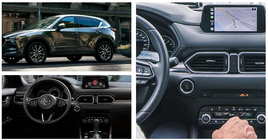 Mazda CX-5 Carousel - Essential Features
