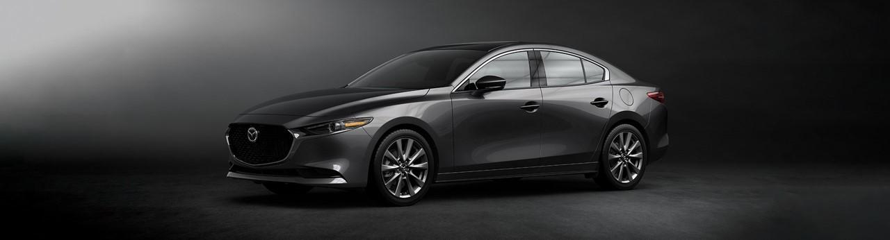 Mazda3 - Black