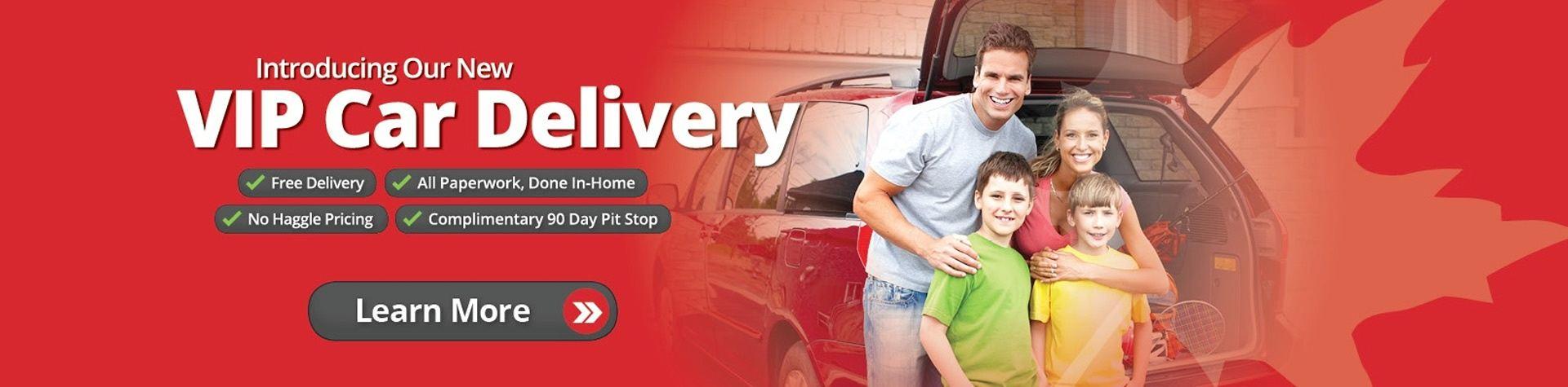 VIP Car Delivery - Basant Motors