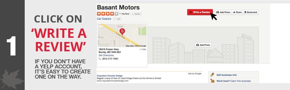 Basant Motors - Index Header - Yelp - 1