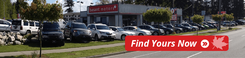 Find Your Used Car Today at Basant Motors!