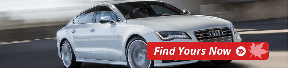 Silver Used Audi A5 in Surrey