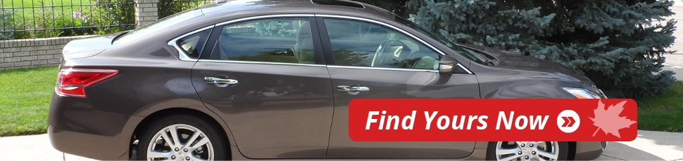 Used Nissan Altima Surrey, BC