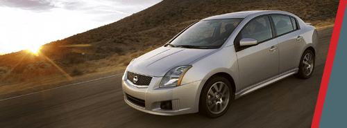 Nissan Sentra - Silver