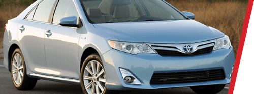 Toyota Camry in Silver