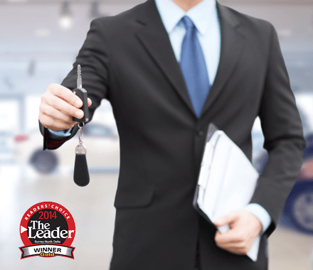 Voted Surrey's #1 Pre-Owned Car Dealership Again
