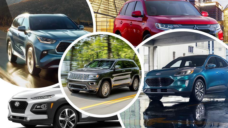 Used SUVs Under 20k - Basant Motors