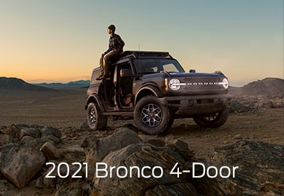 2021 Bronco 4