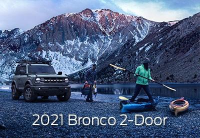2021 Bronco 2