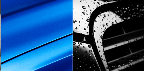 Ceramx Exterior Protection Keeps your Vehicle's Exterior looking New