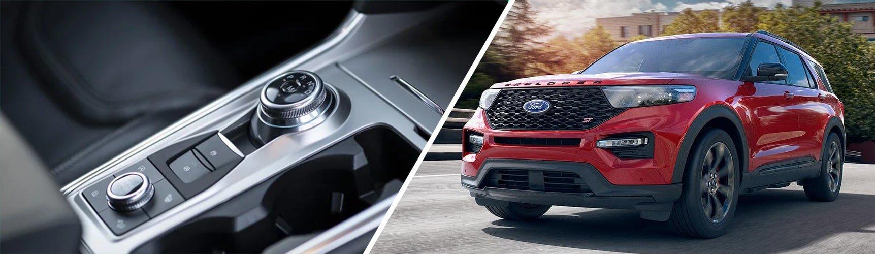 2020 Ford Explorer | High-Tech Features
