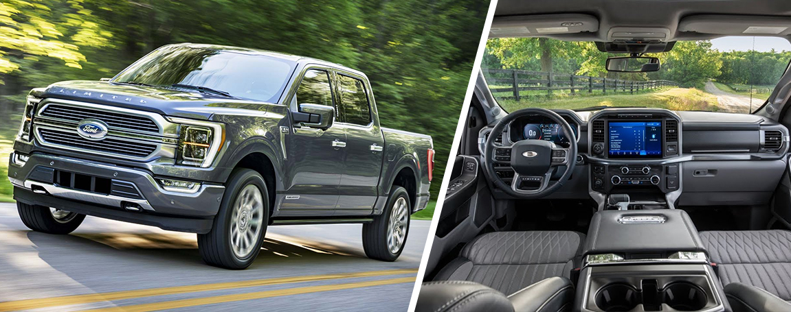 2021 Ford F-150 - Reserve Yours Today
