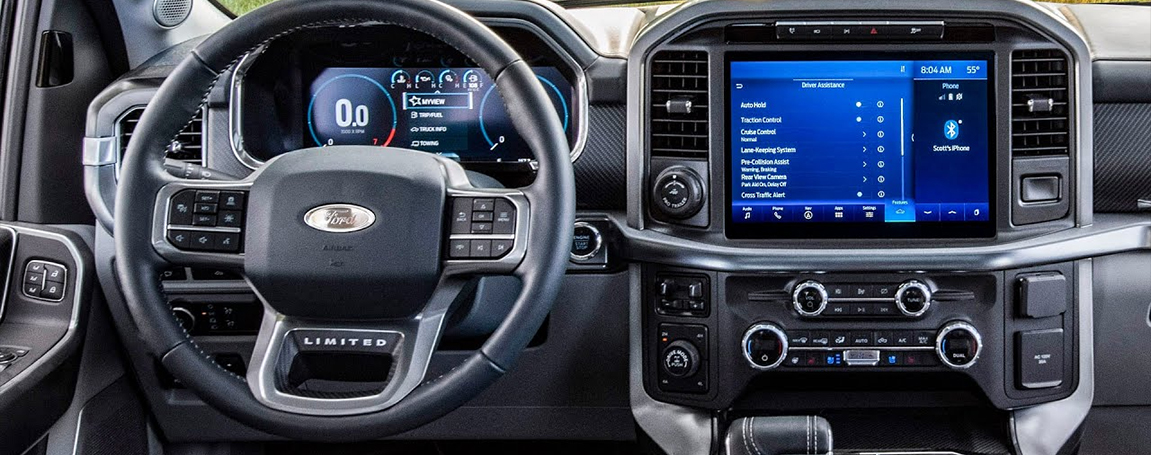 Features - 2021 F-150