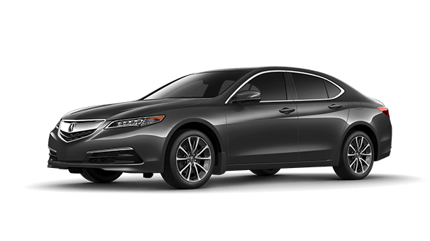 A fantastic dark gray Acura TLX for sale at Lougheed Acura for Vancouver drivers.